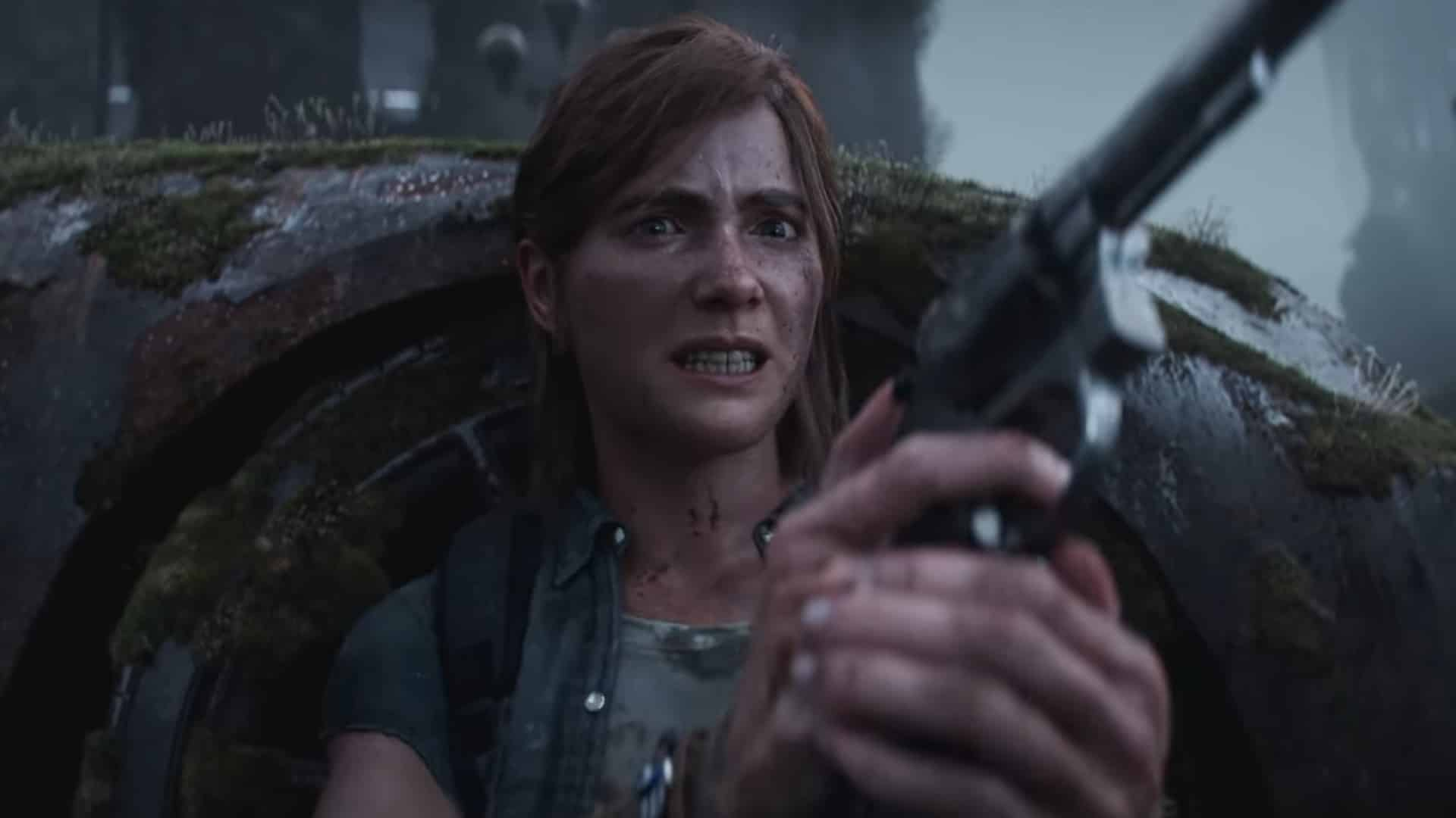 The Last of Us Part II launch trailer