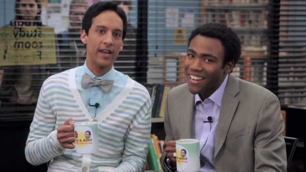 Troy a Abed