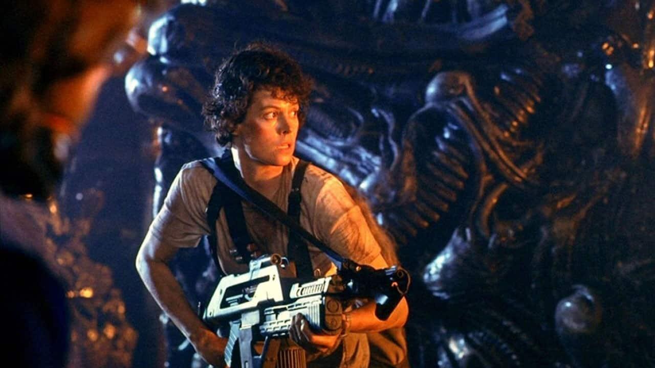 Alien 4 scenár