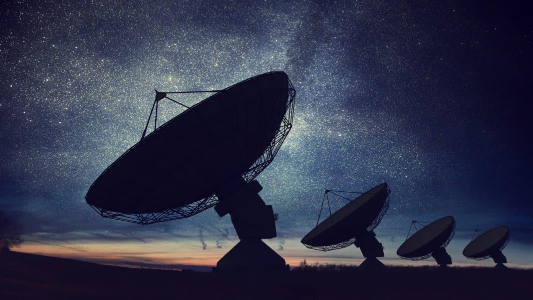 Záhadné rádiové signály