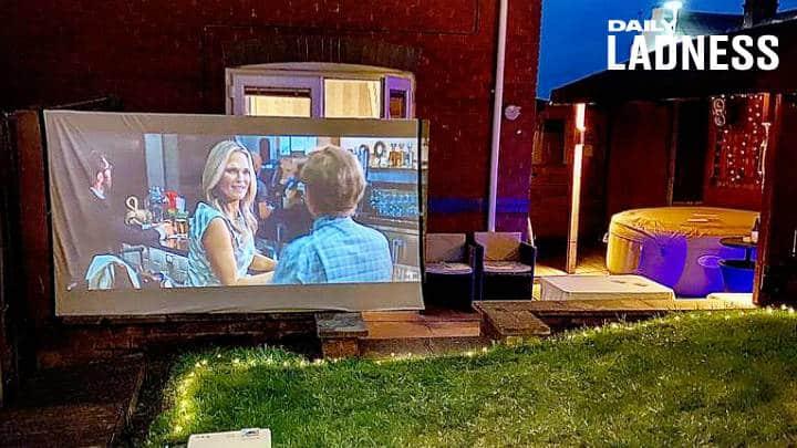 domáce kino rande