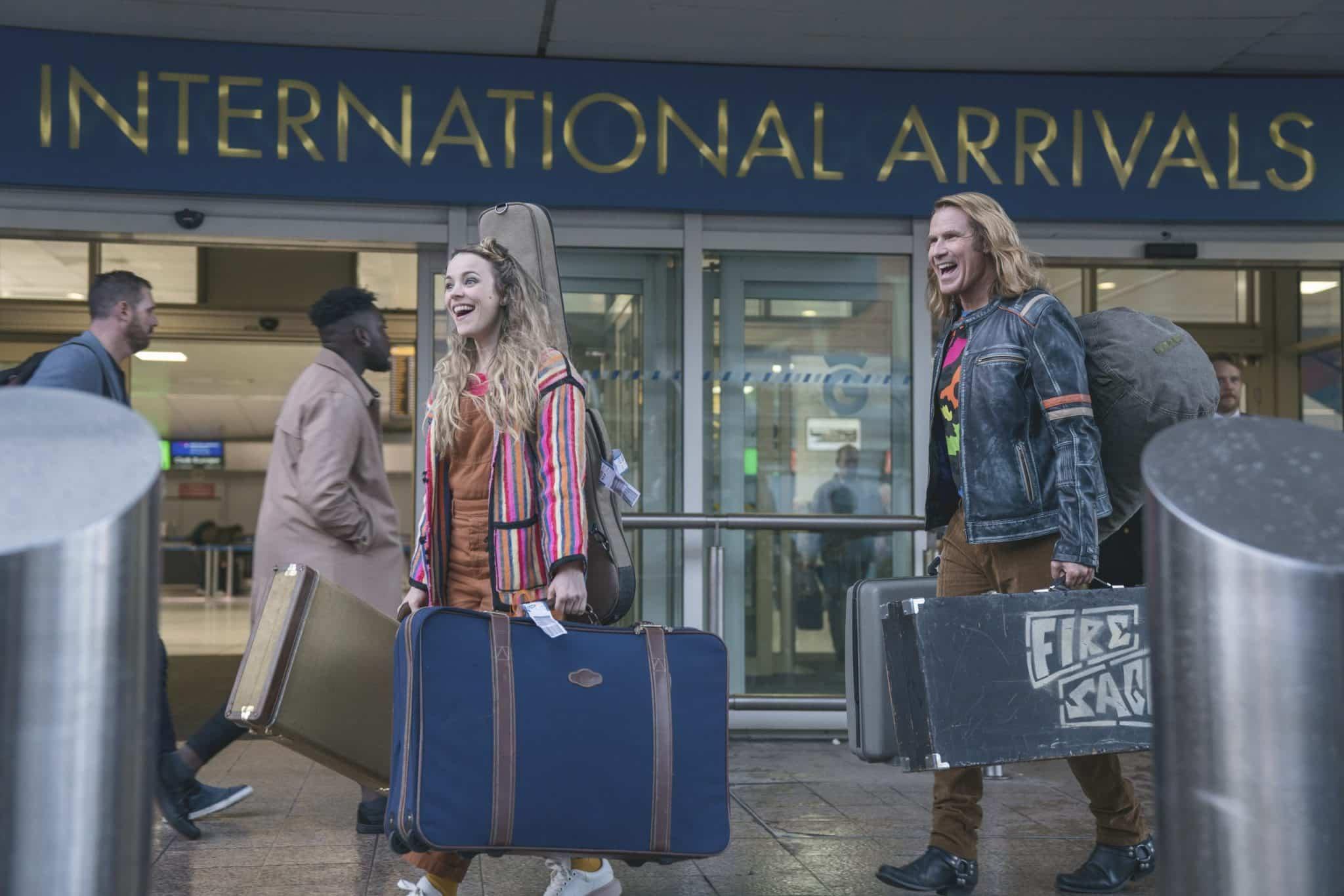 eurovision: the story of fire saga recenzia