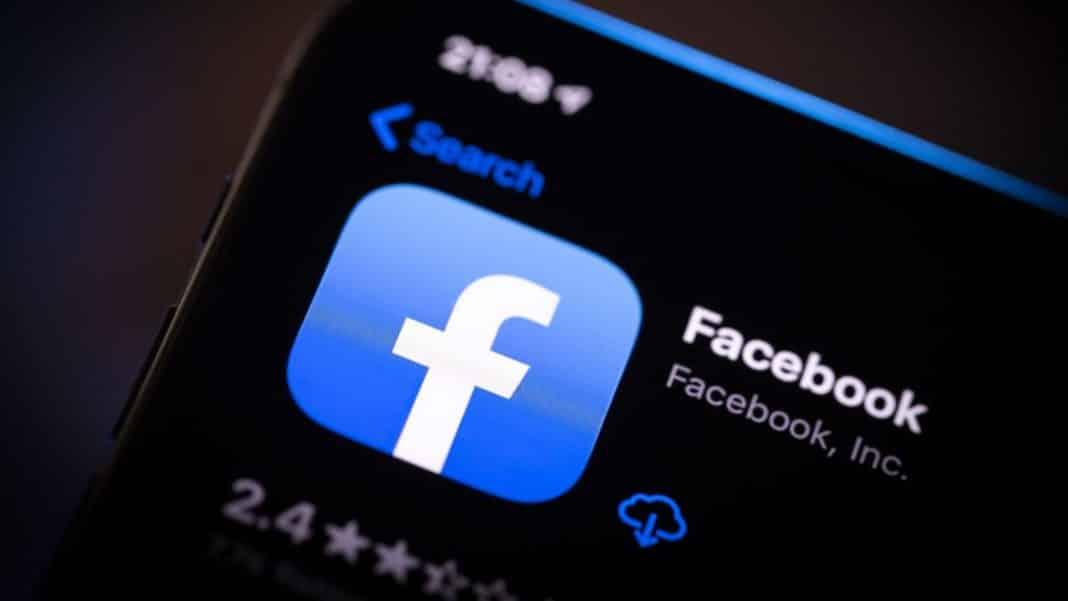 facebook aplikacia dark mode