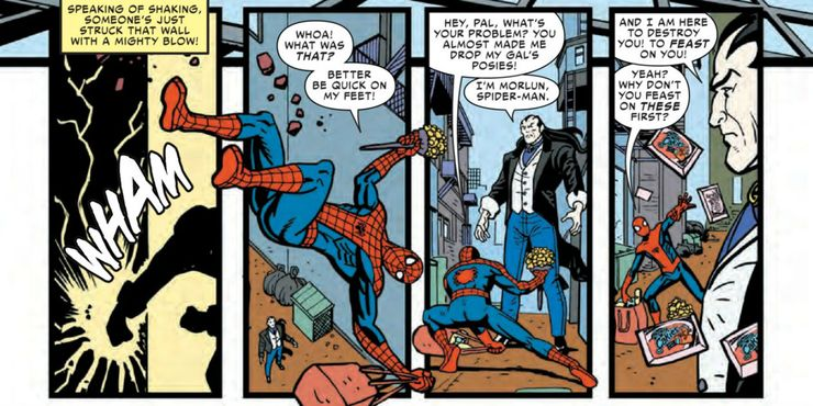 hostess spider-man