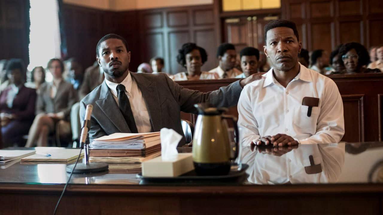 Just Mercy filmy o rasizme