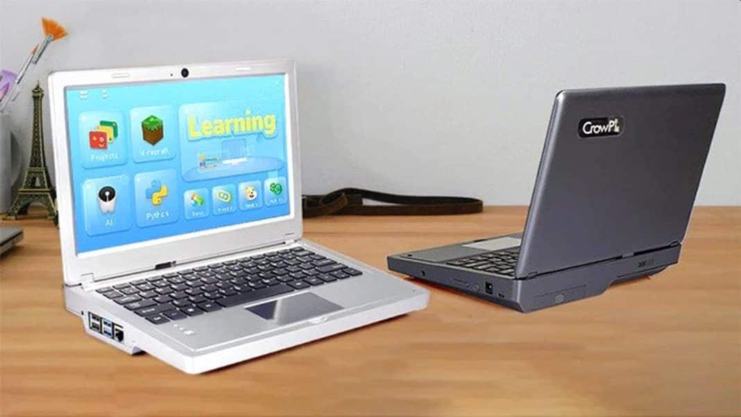 lacny notebook raspberry pi