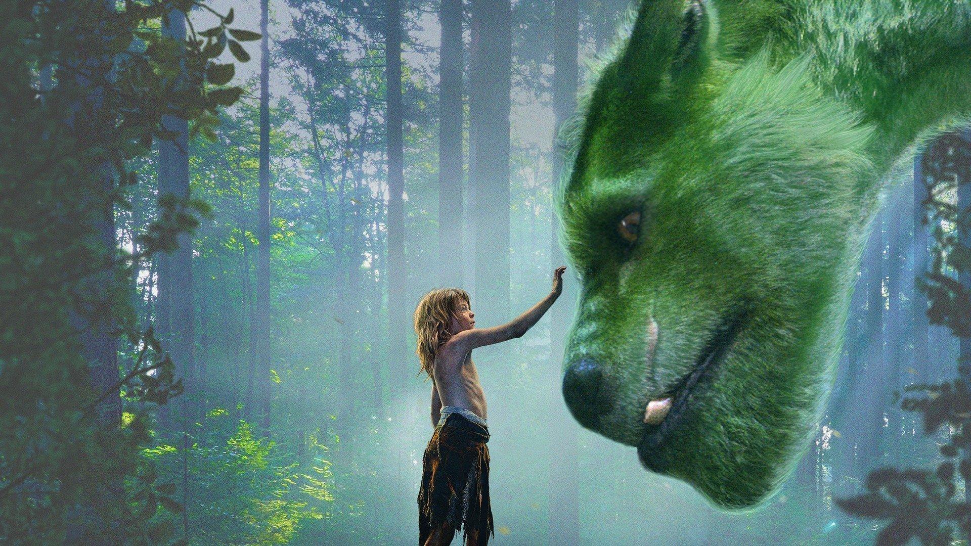 pete a jeho drak 16 hraných remakov od Disneyho