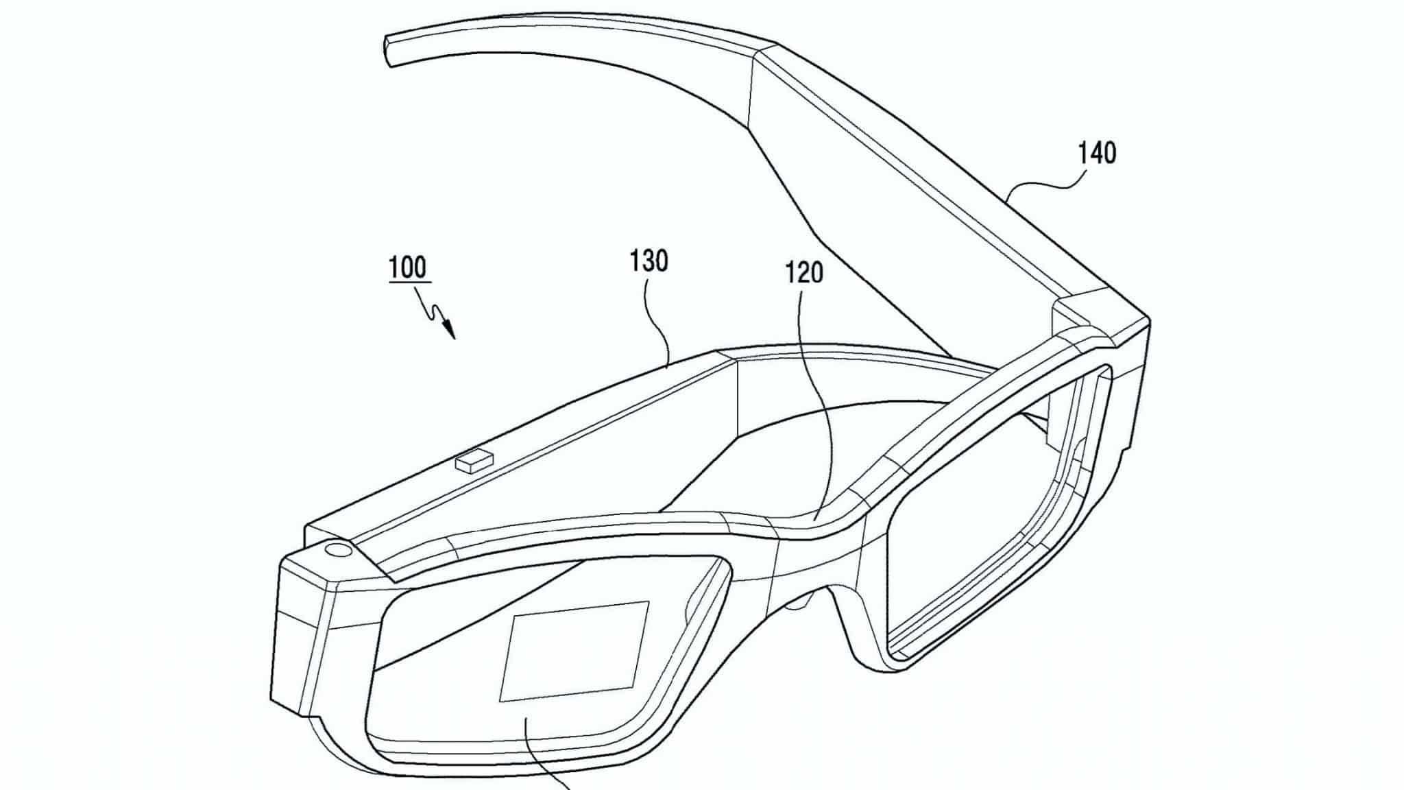 AR okuliare Samsung