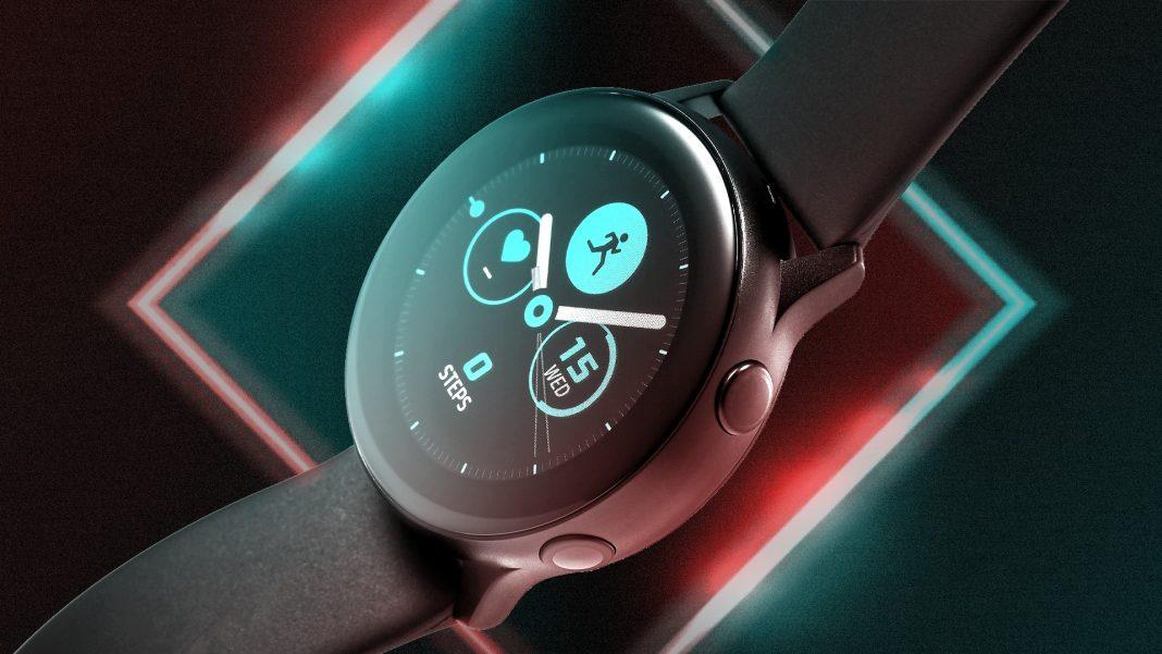 smart hodinky samsung galaxy watch