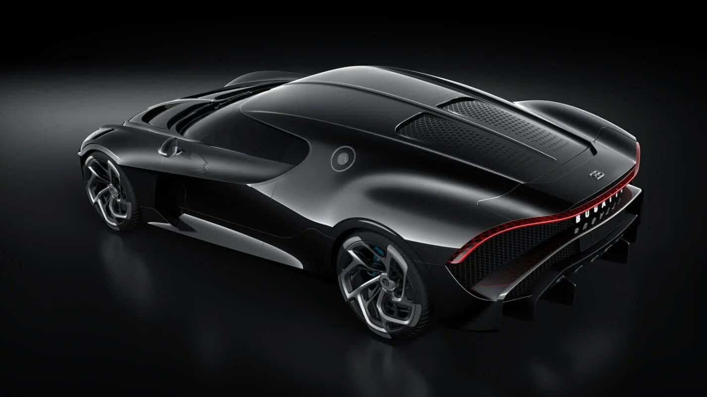 najdrahšie autá; Bugatti La Voiture Noire