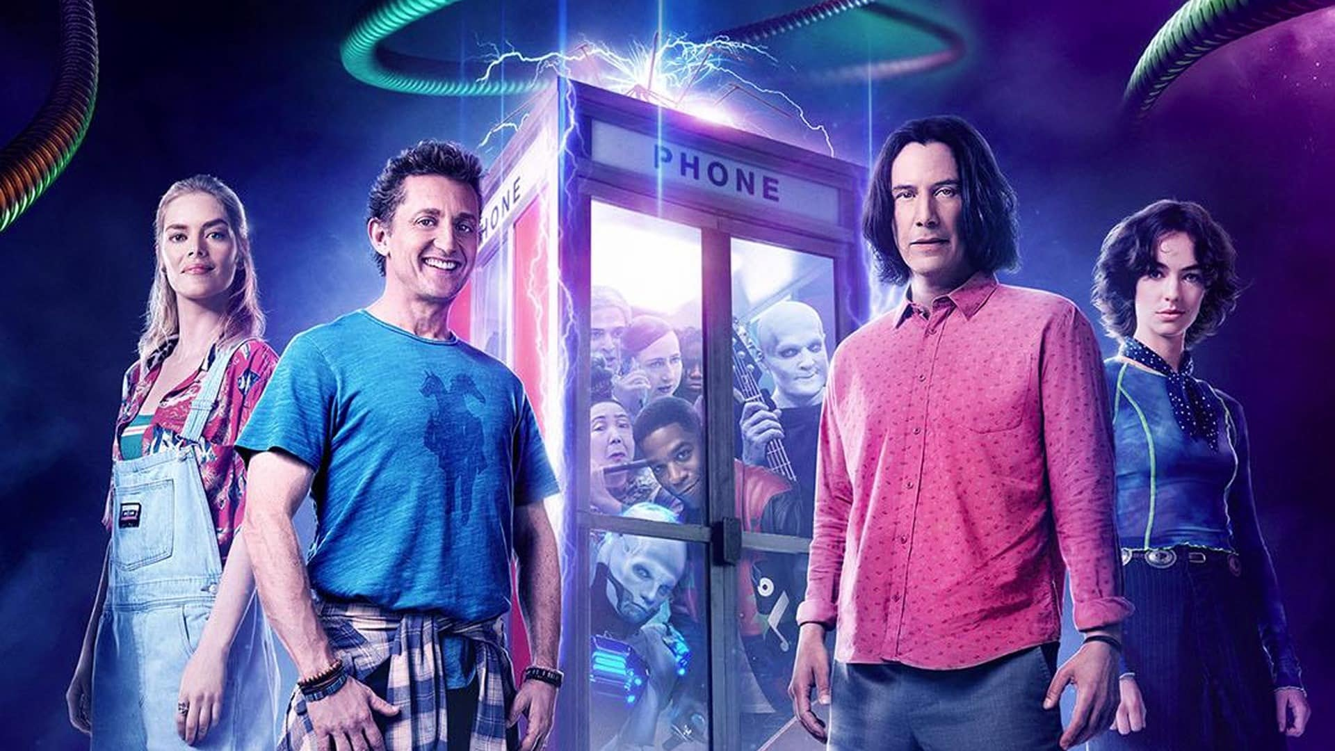 bill and ted trailer