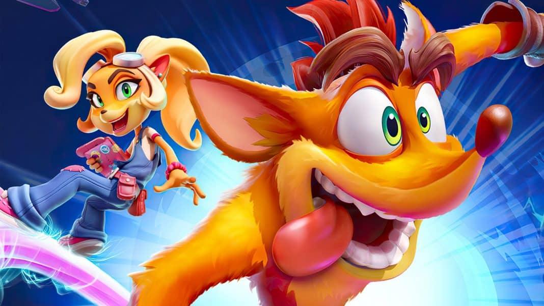 Crash Bandicoot 4 preview