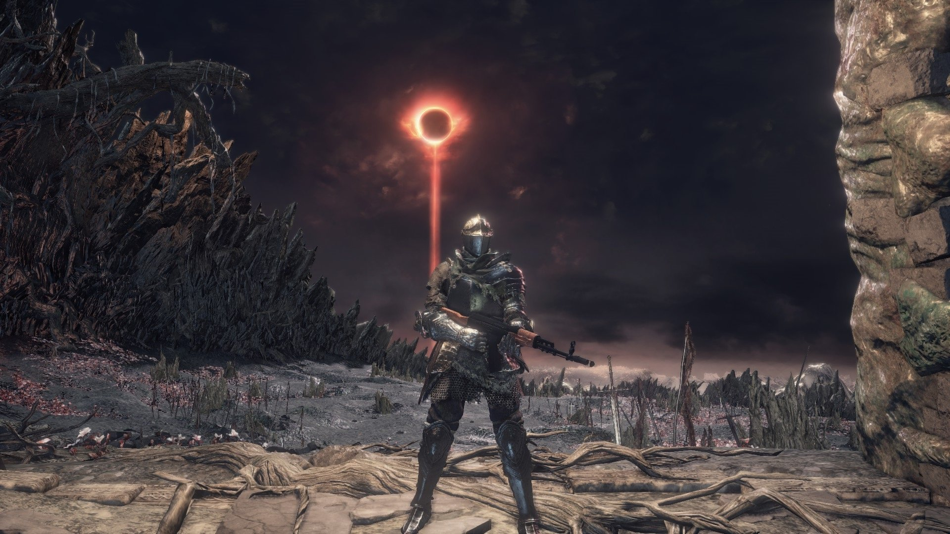 Dark Souls Gun Mod