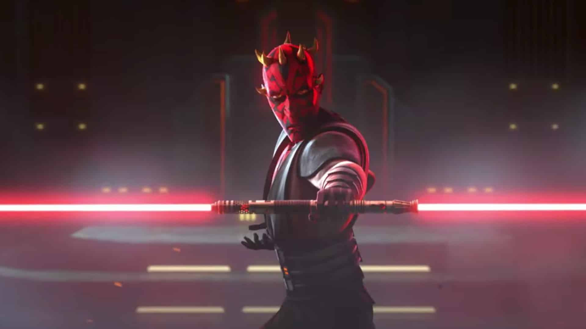 Darth Maul Star Wars projekty