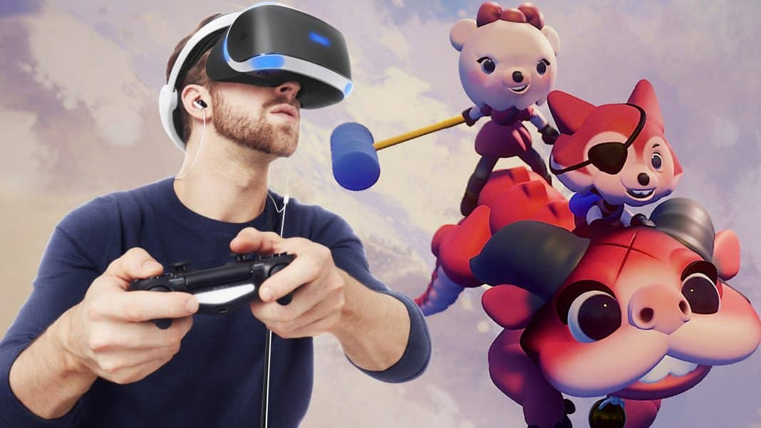 Dreams VR mód