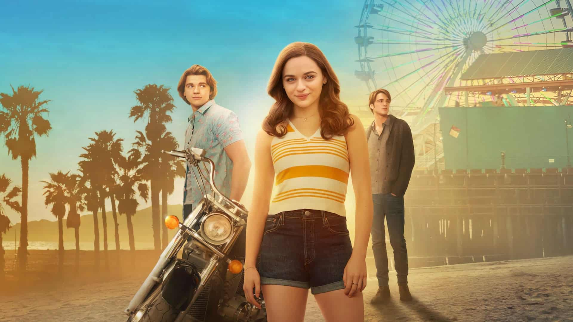 Film The Kissing Booth 2 trailer