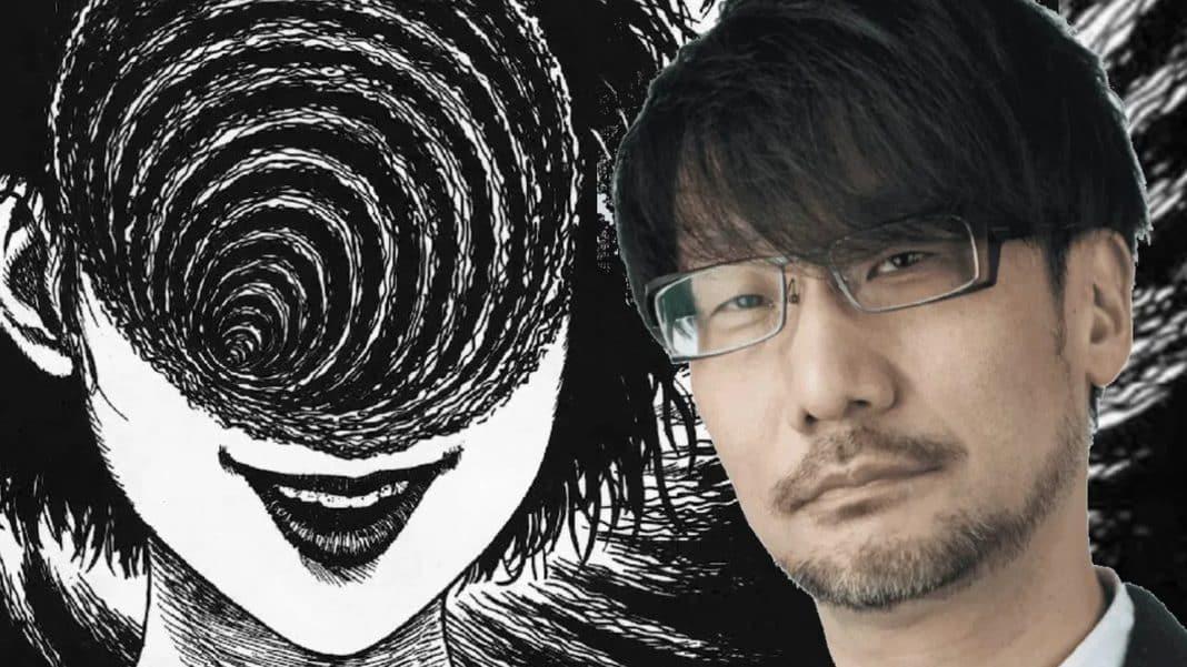 Hideo Kojima a Junji Ito