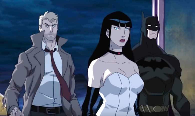 justice league dark zatanna