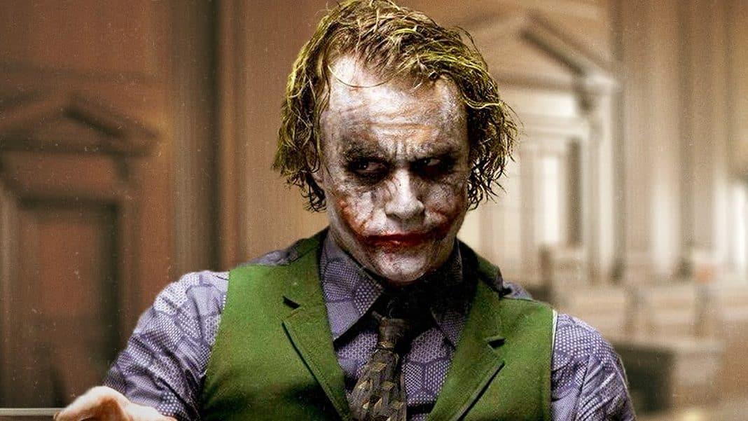 joker vo filme temný rytier