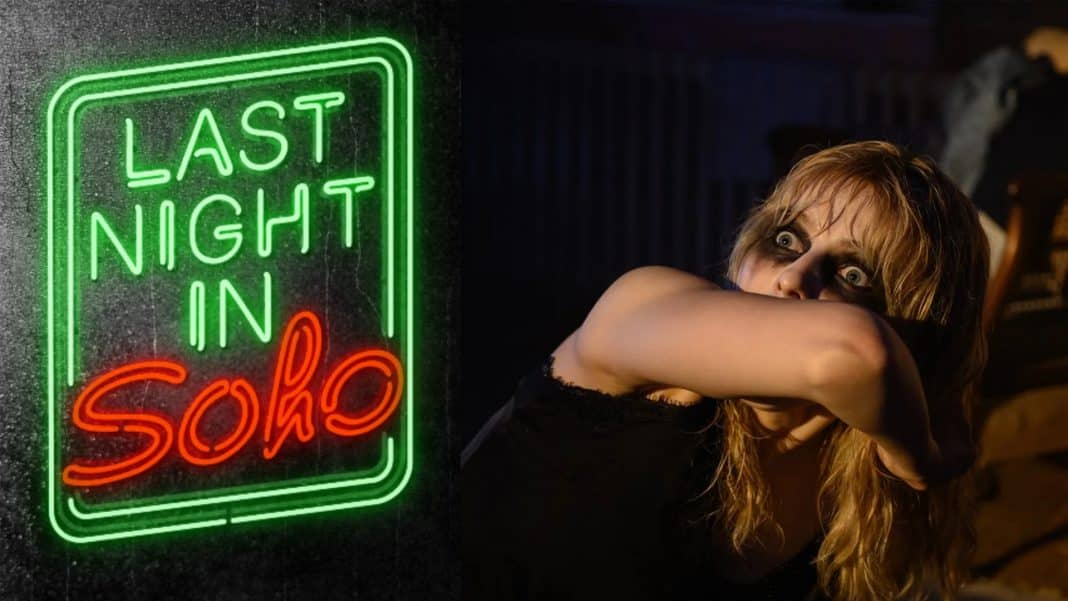 Edgar Wright Last Night in Soho