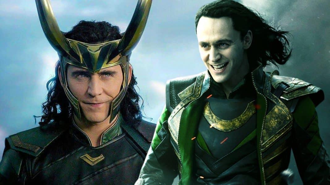 Lokiho postava
