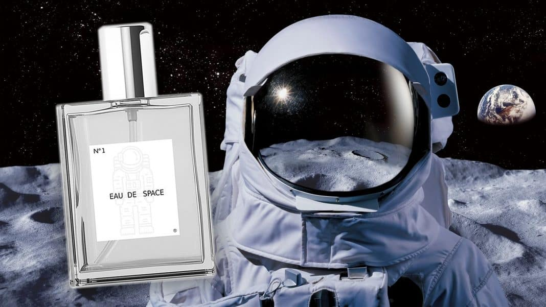 parfém od nasa