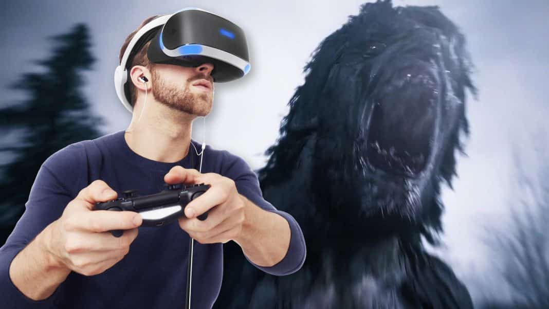 Resident Evil Village VR režim