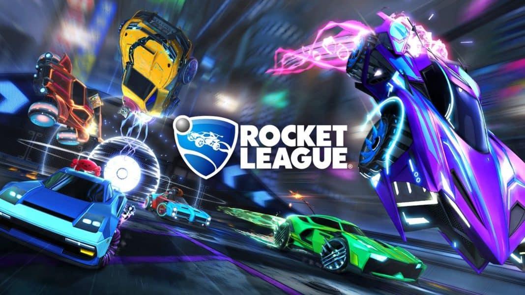 rocket league zadarmo