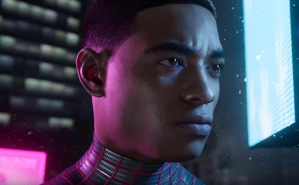 Spider-Man Miles Morales 4K 60 FPS