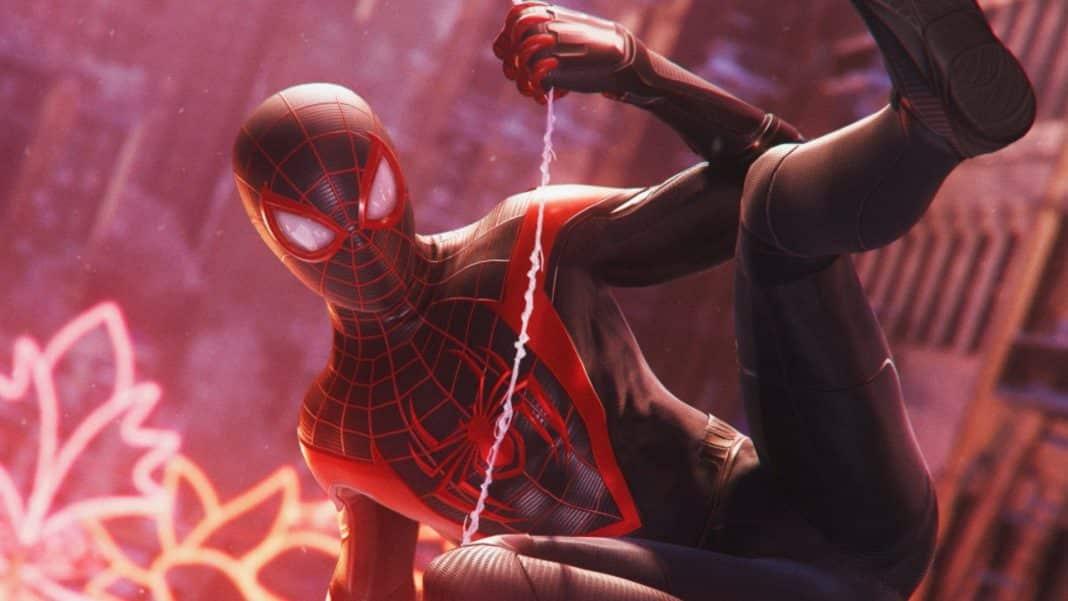 Spider-Man Miles Morales 60 FPS