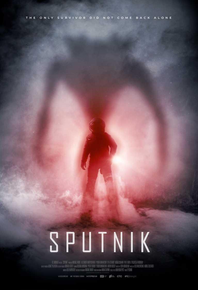 Sputnik plagát
