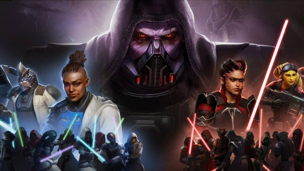hra Star Wars: The Old Republic