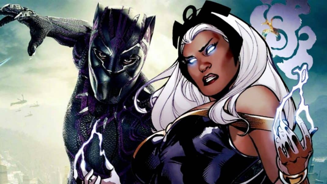 Black Panther 2 postava Storm