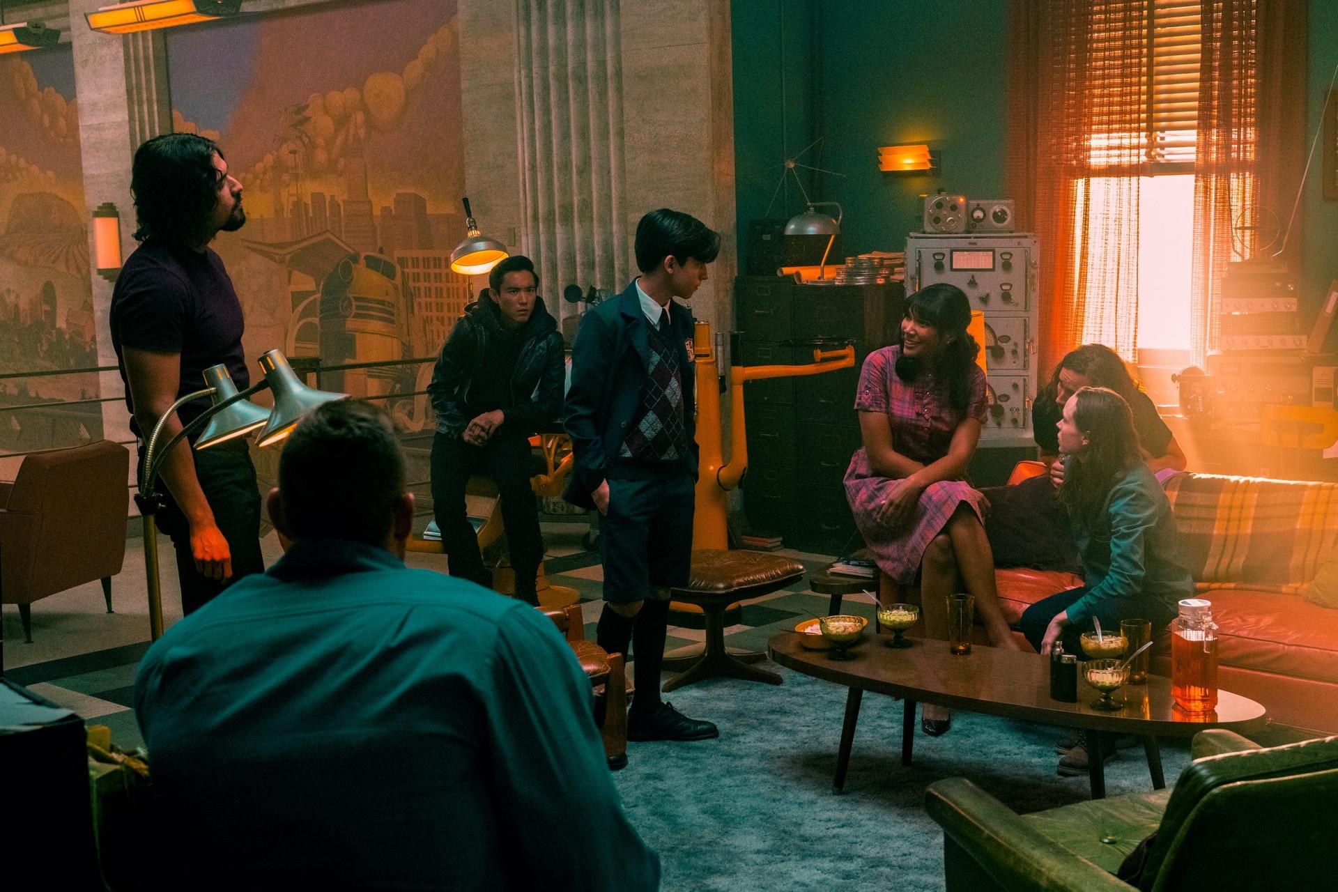 The Umbrella Academy druhá séria