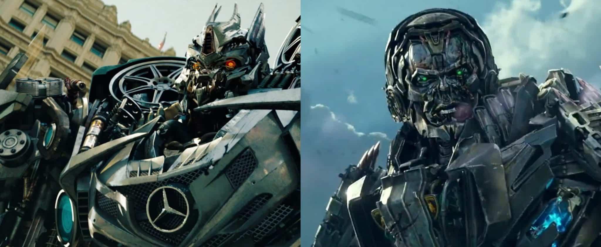 reklamy v Transformers