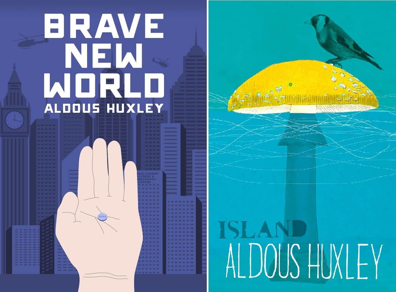 aldoux huxley