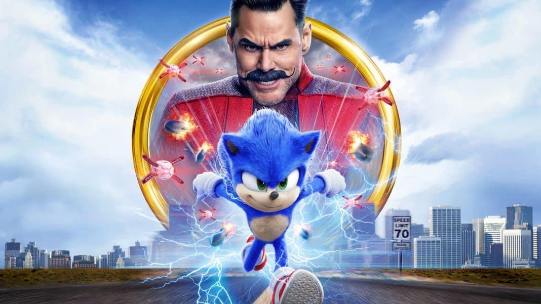film Ježko Sonic