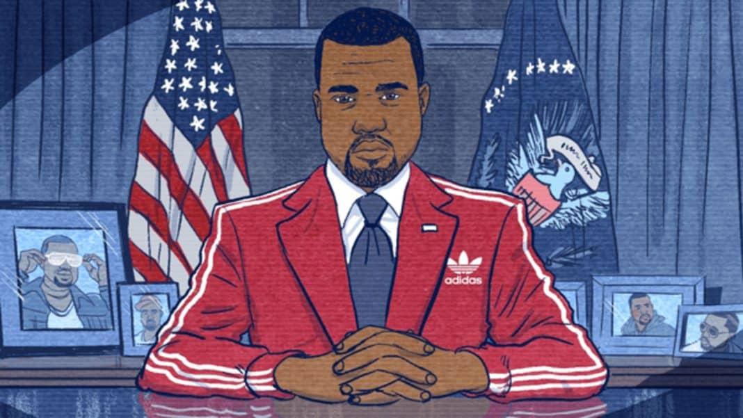 Kanye West prezident