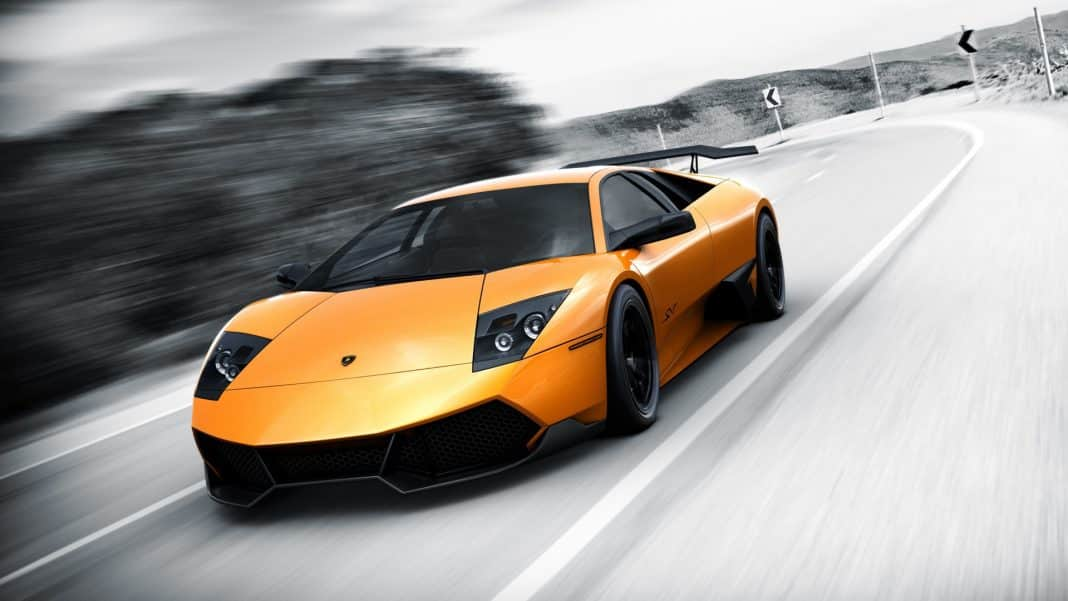 Tesla Lamborghini
