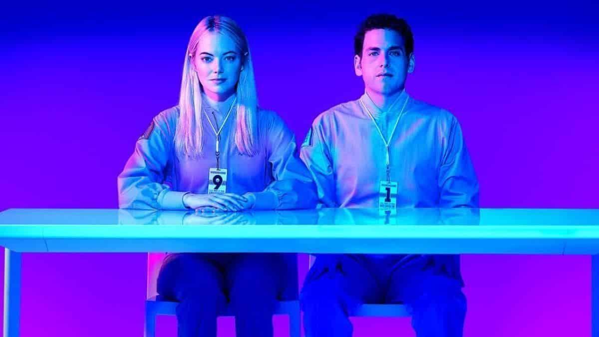 miniseriály na Netflixe - Maniac
