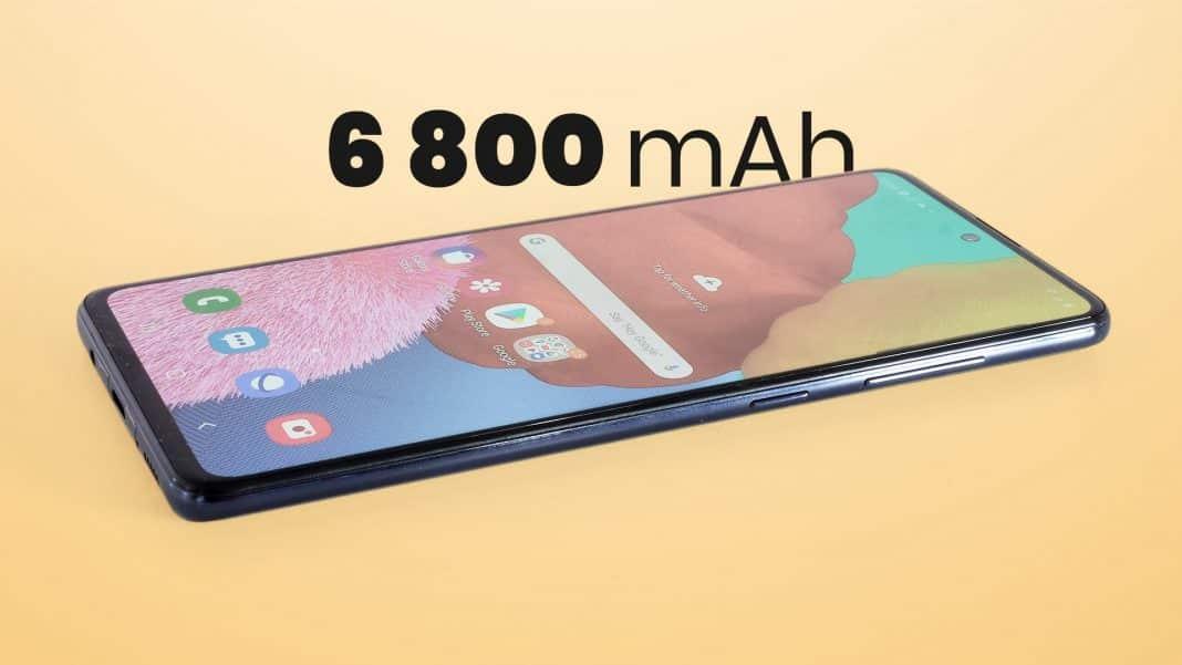 samsung smartfon bateria