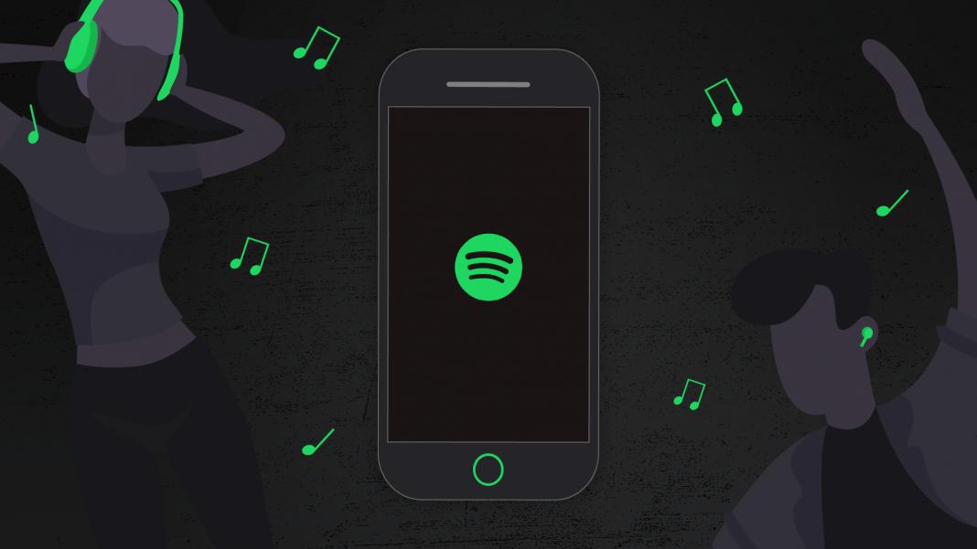 Spotify zmeny
