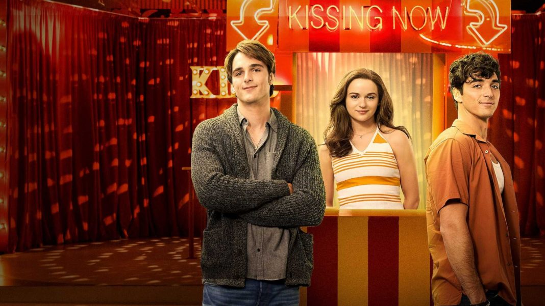 film The Kissing Booth 3