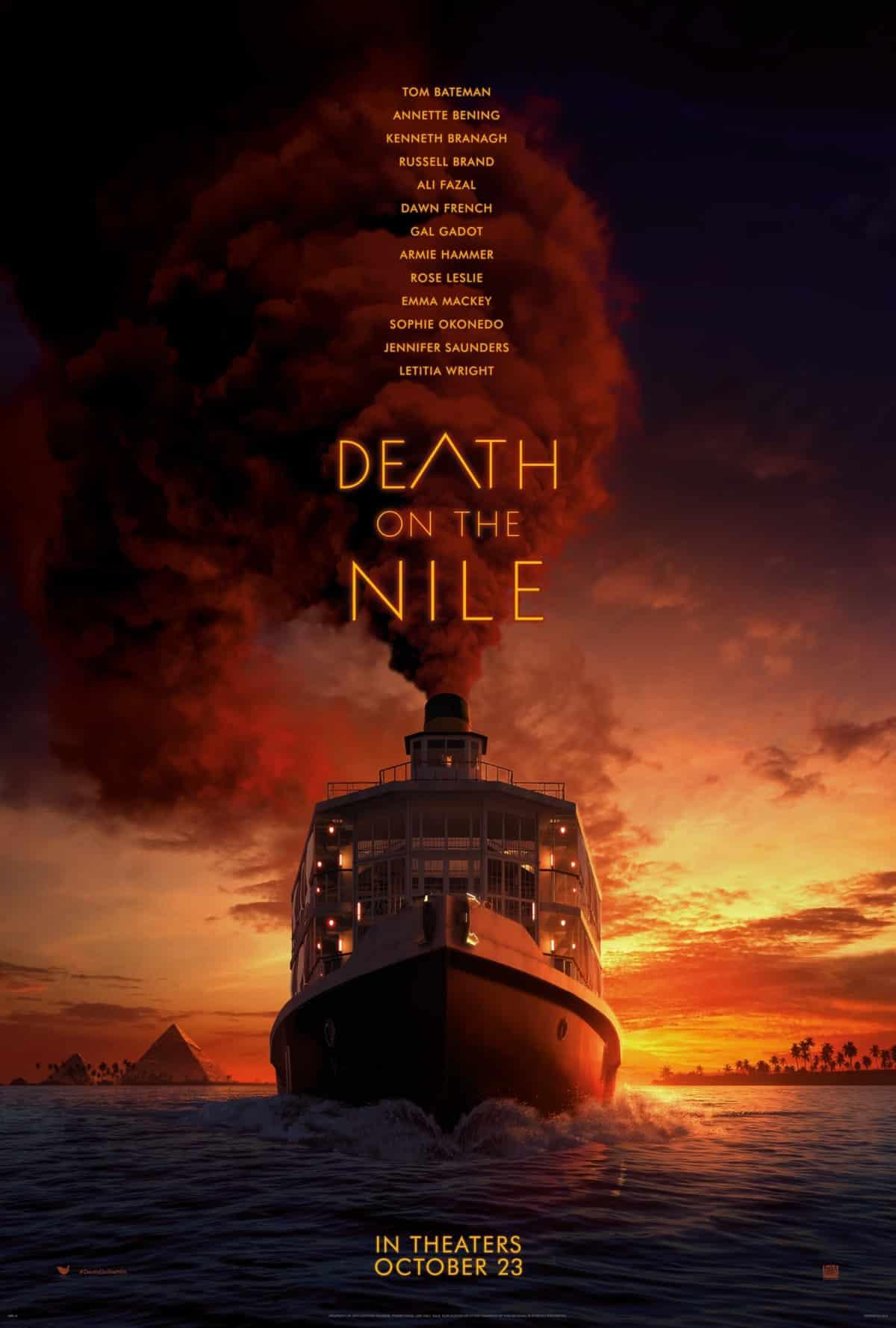 Smrť na Níle