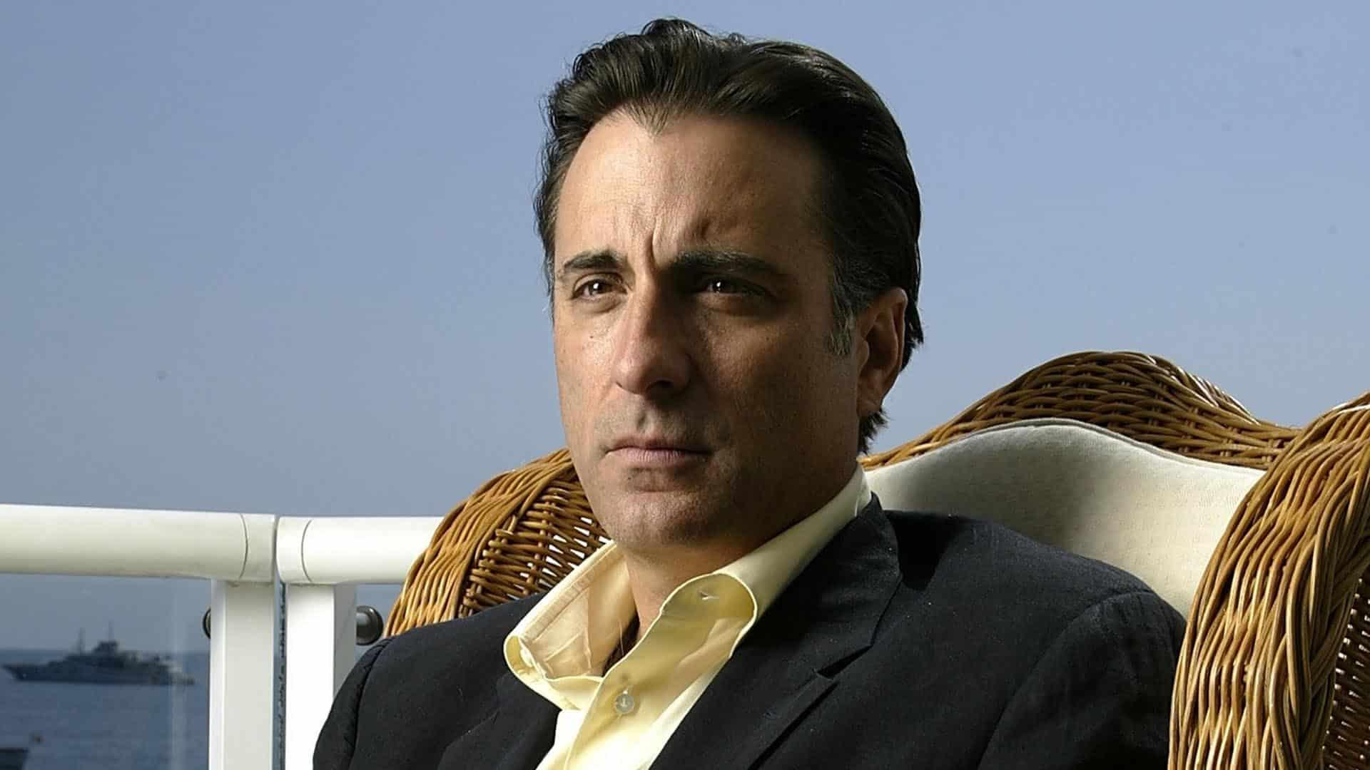 Andy García 15 osobností vystrihnutých z filmov