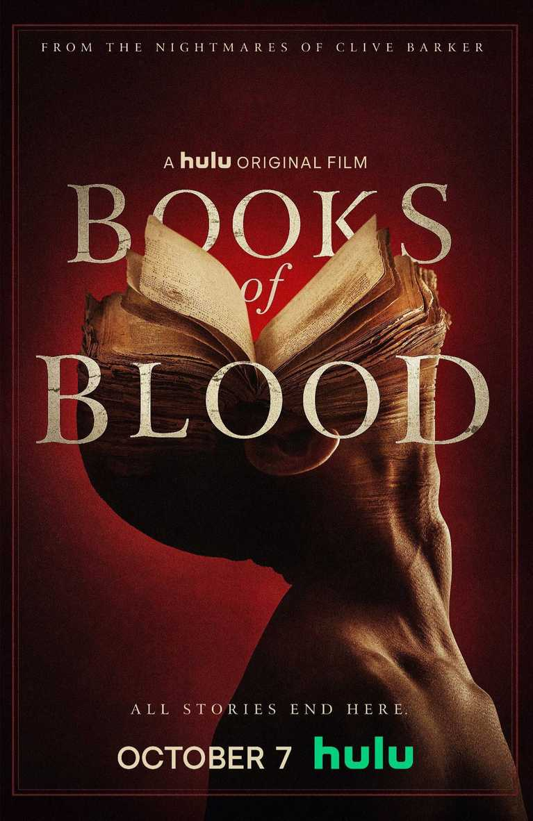 Books of Blood Hulu