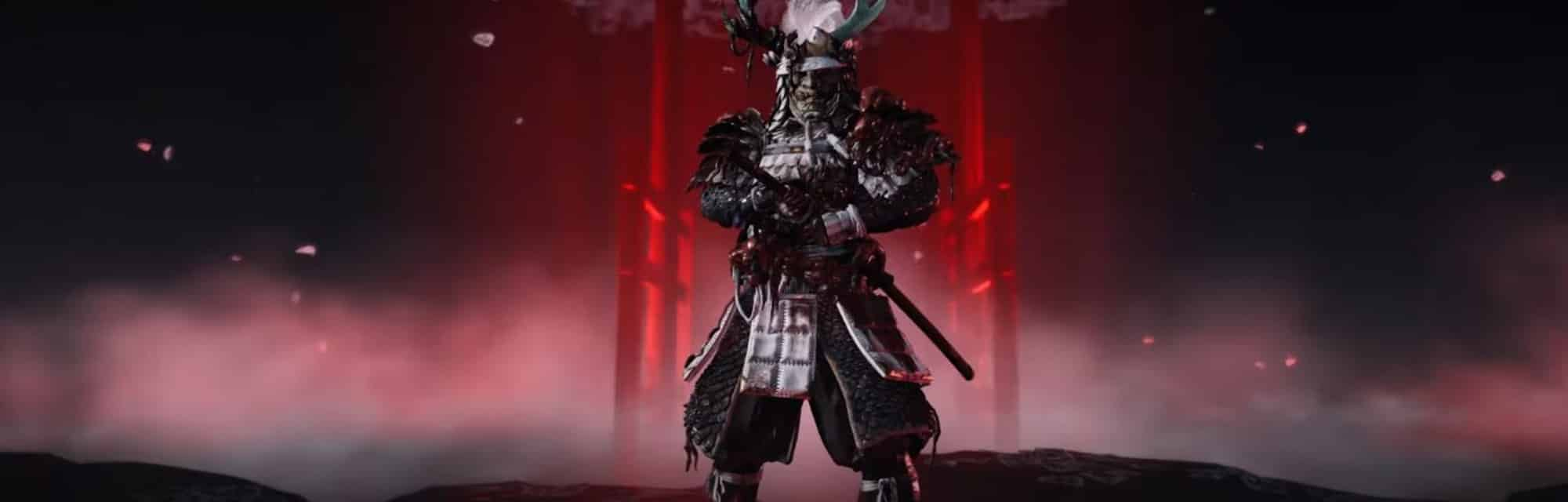 Ghost of Tsushima Legends kooperačný režim