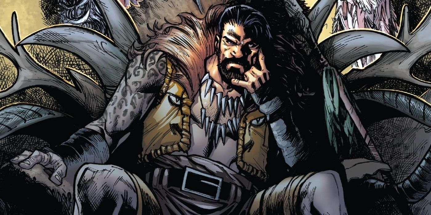 Kraven-the-Hunter-Spider-Man-Comic