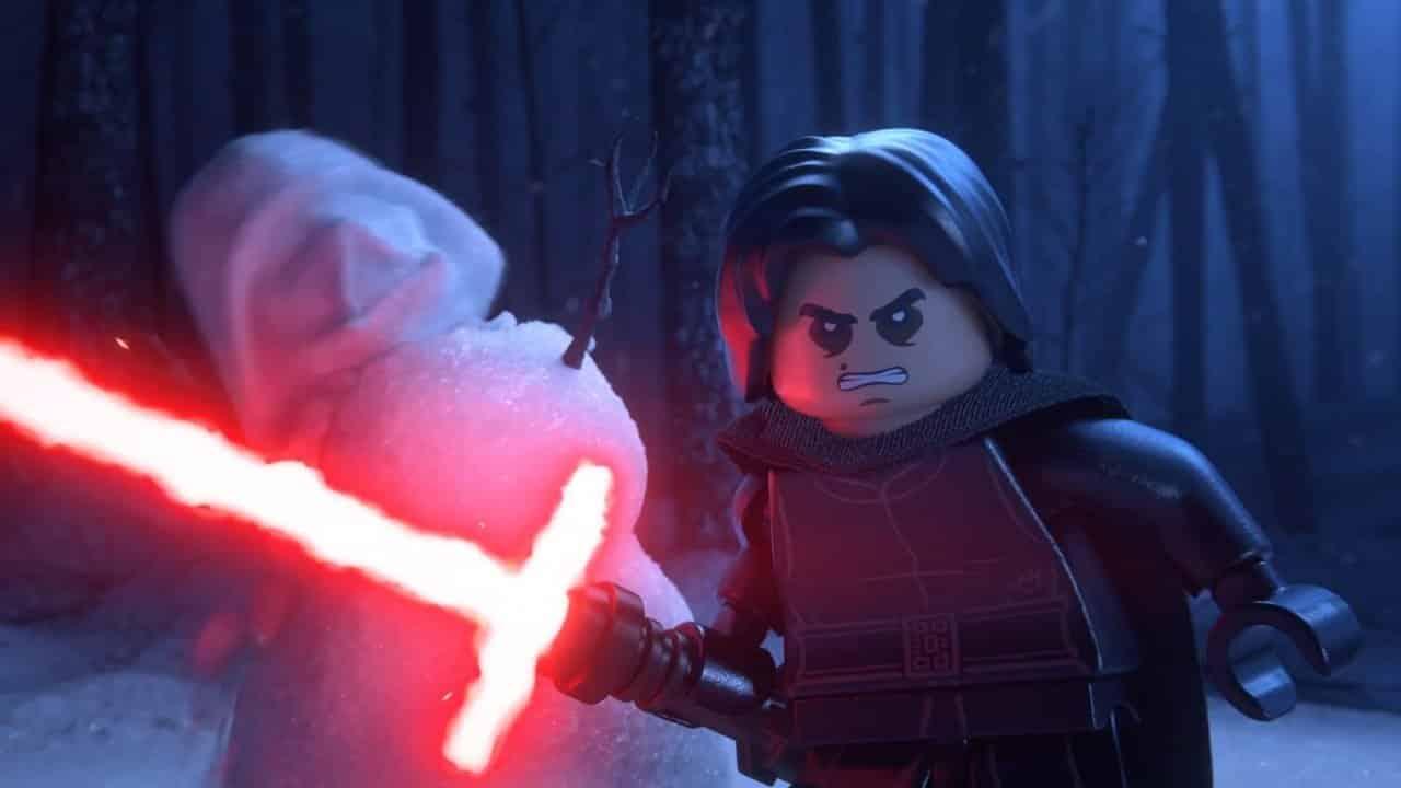 LEGO Star Wars The Skywalker Saga nová ukážka
