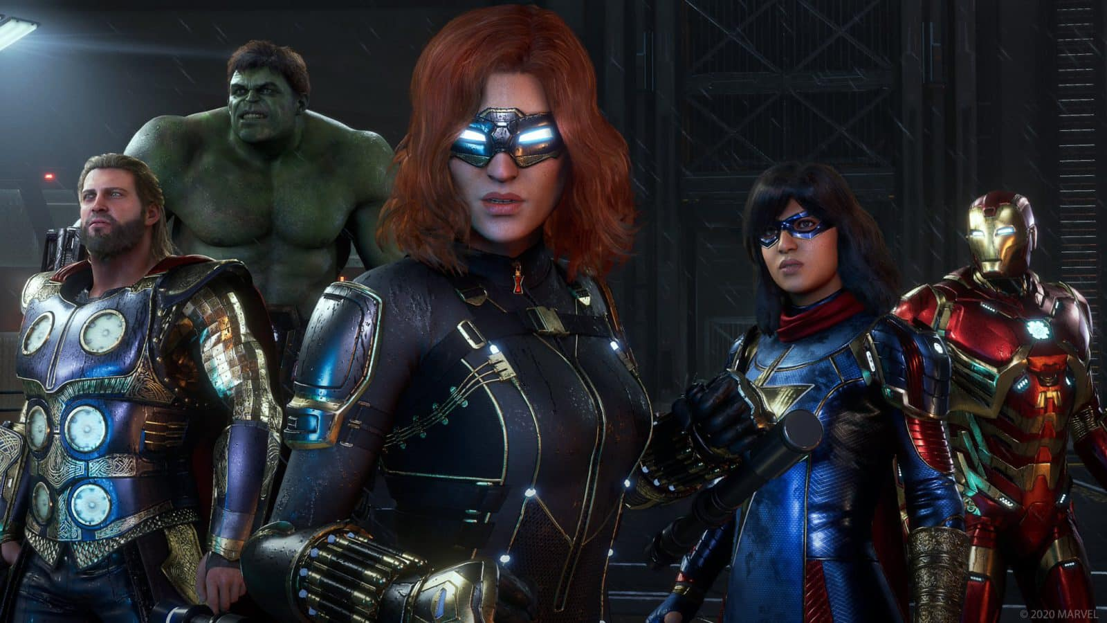 Marvel's Avengers launch trailer